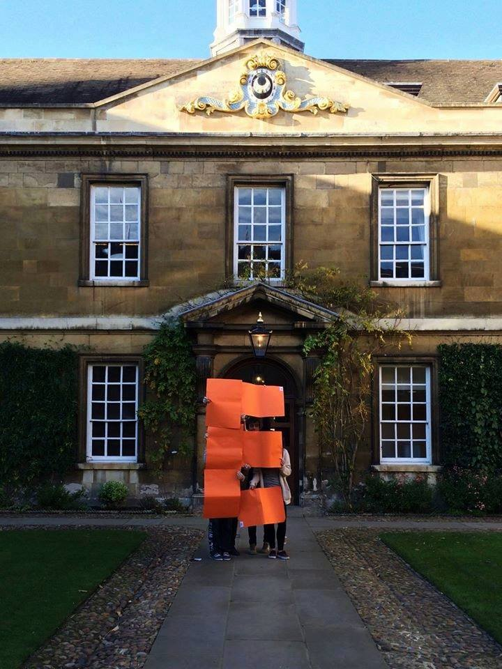 Cambridge Students Support Divestment