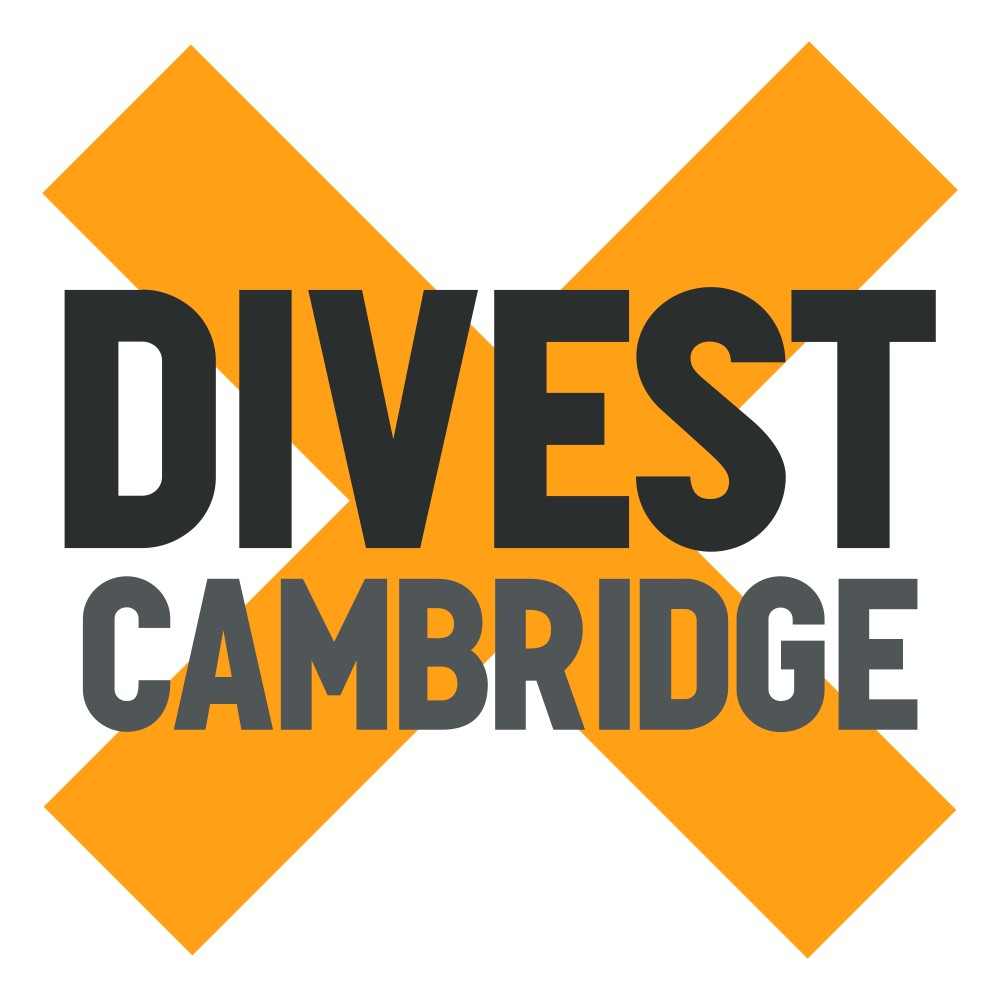 DIVEST CAMBRIDGE